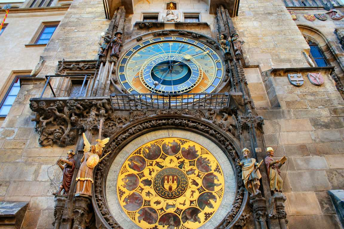 Astronomical clock(FILEminimizer)