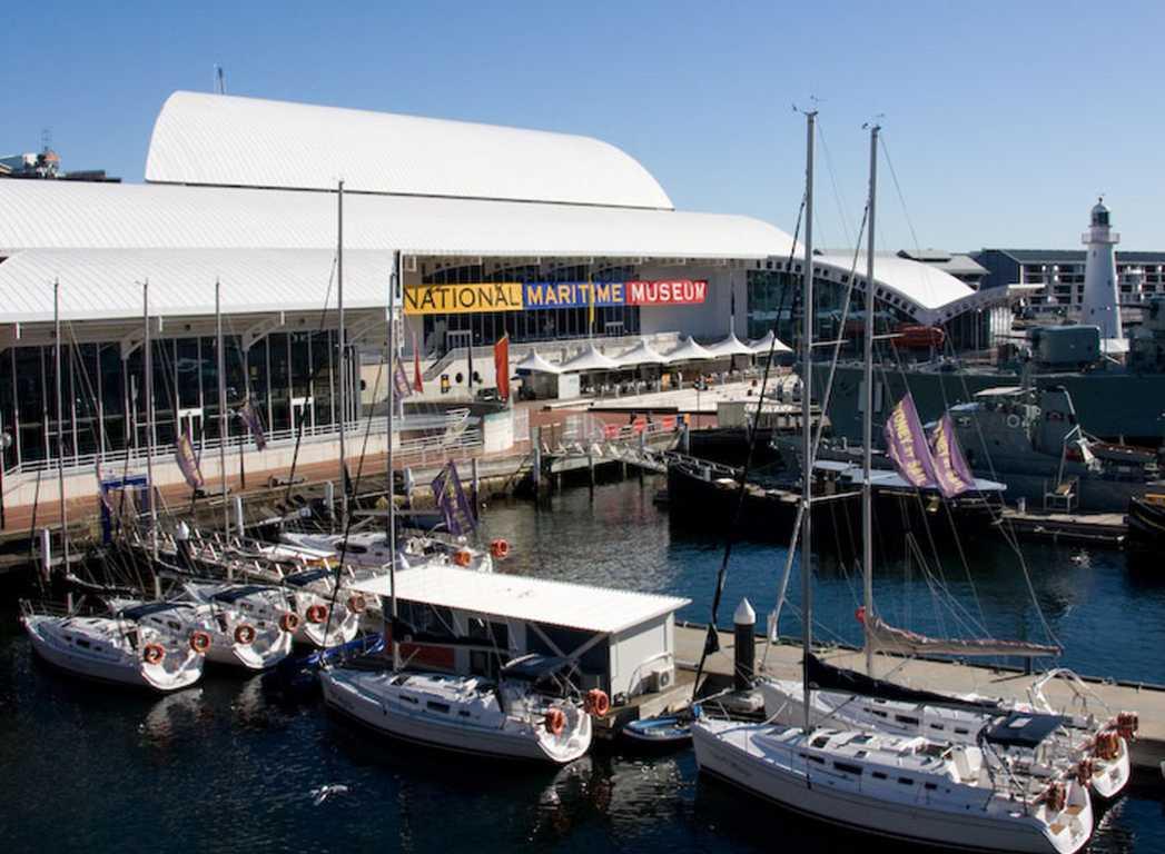 Australian Maritime Museum(FILEminimizer)