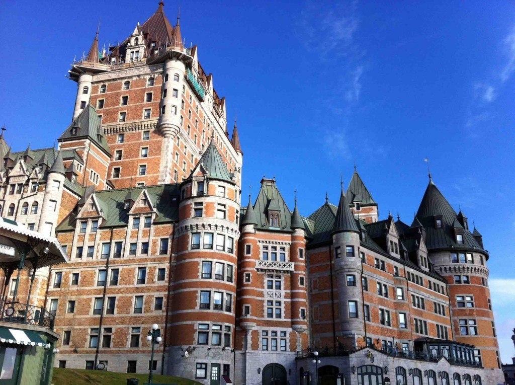 Pháo đài cổ Quebec