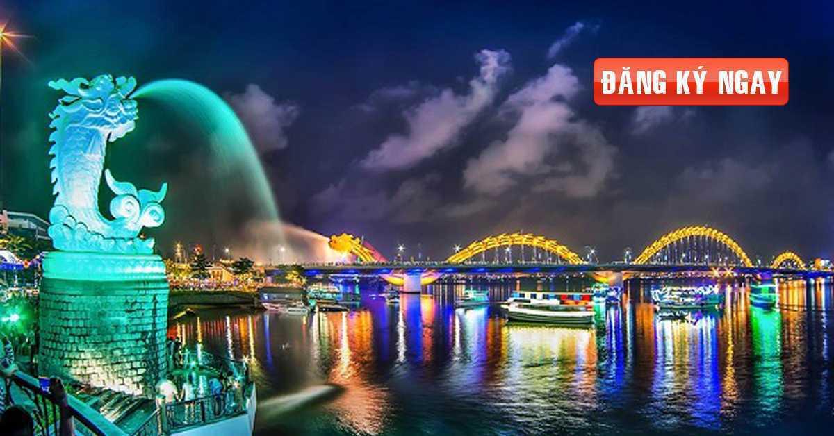 Đà Nẵng - Free&Easy - 4N3Đ - GIÁ SOCK 1TR288