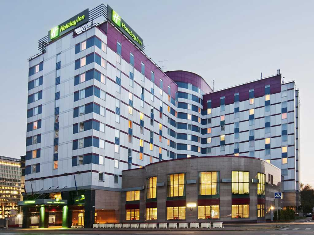 Holiday Inn Lesnaya(FILEminimizer)
