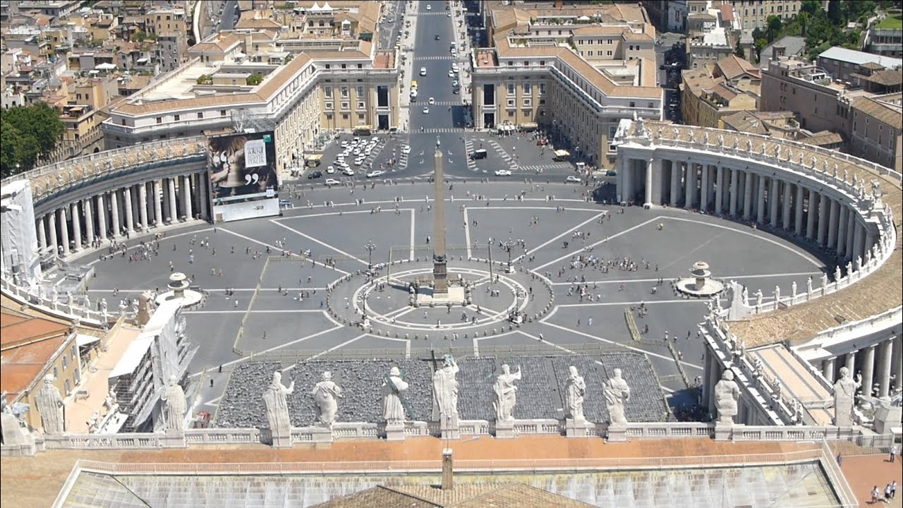 Peter square rome