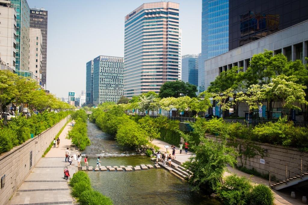 Cheonggyecheon
