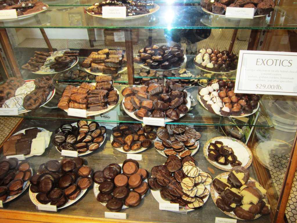 chocolate shopping(FILEminimizer)
