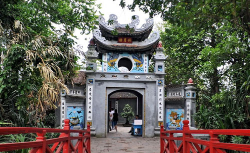 đền Ngọc Sơn HÀ NỘI