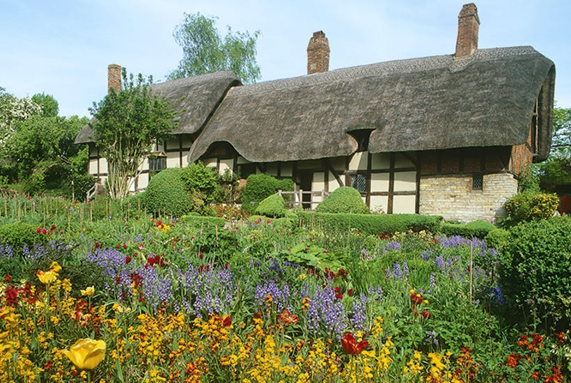 Anne Hathaway's Cottage London