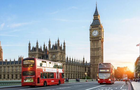 Elizabeth Tower (Big Ben) london