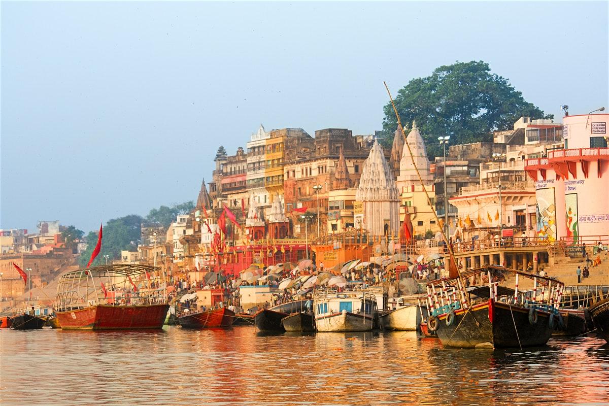 Varanasi ấn độ