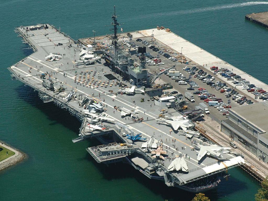 bến cảng san diago