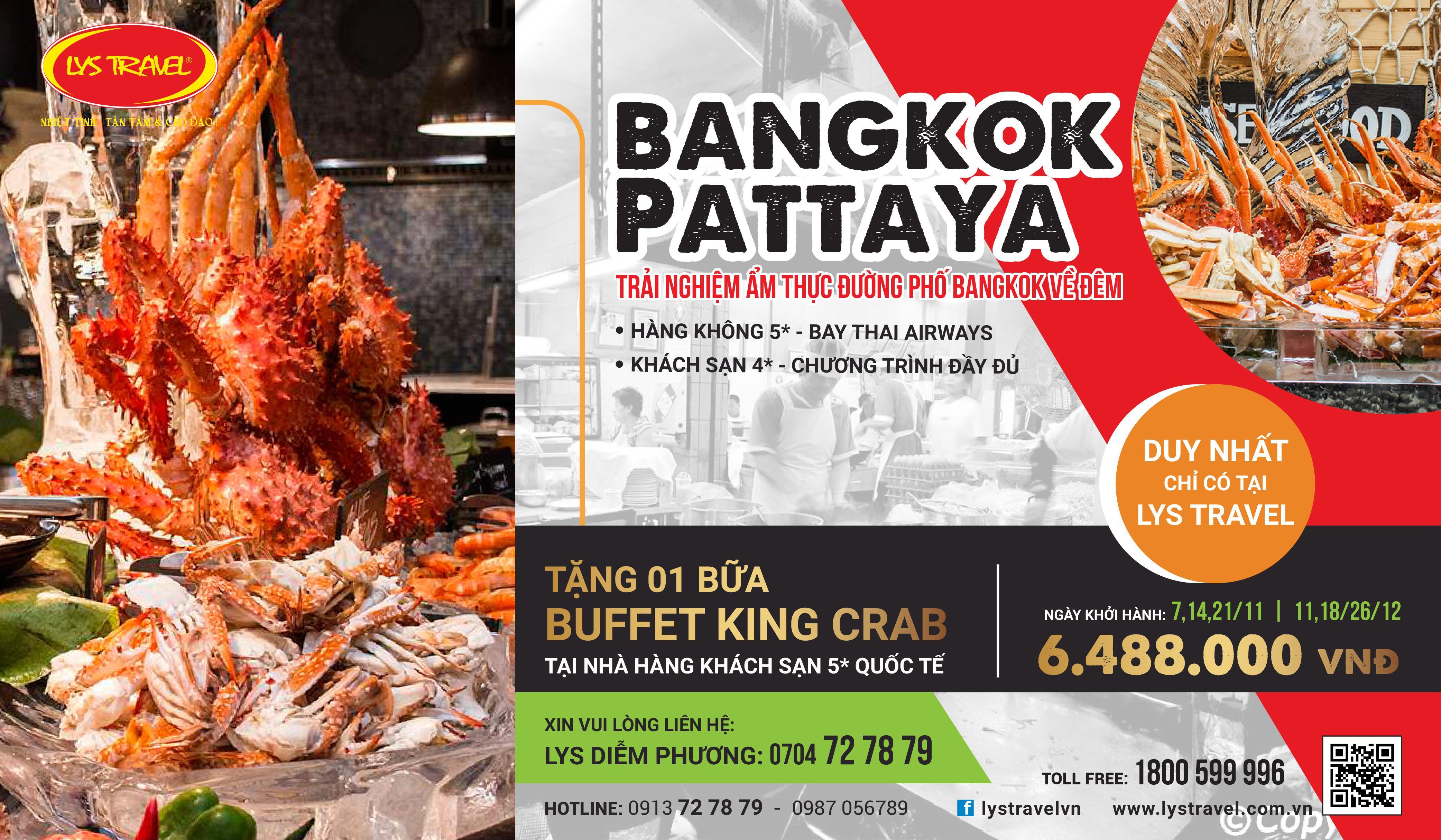 ThaiLan-bangkok-pattaya-kingcrab