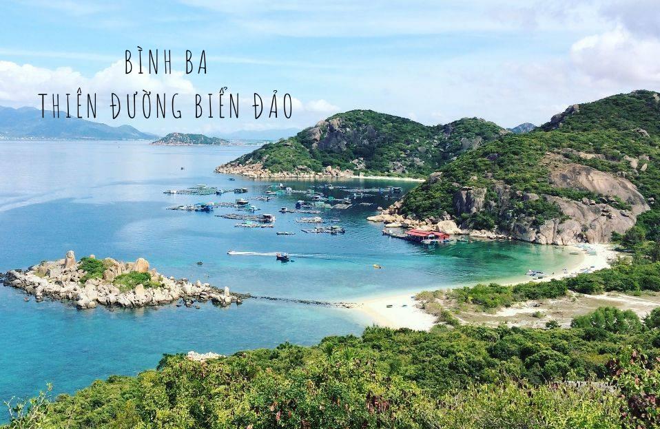 Cam Ranh - Nha Trang - Bình Ba- Bãi Chướng - Điện Địa Tạng ...