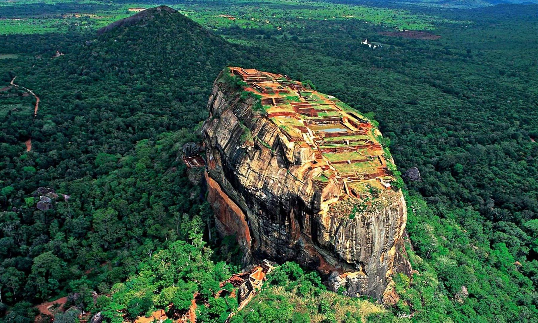 Pháo đài đá Sigiriya