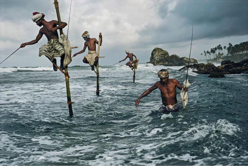 câu cá trên cà kheo